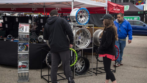 EVS Motors and CCW Wheels at TX2K 2019